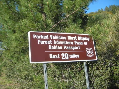 Public Lands Access Fees Forest Service And Blm